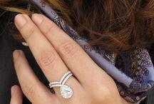 Pear shaped diamonds / Pear shaped diamonds