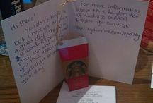 RandomActsofKindness / My social project to help support my family, while sharing Random Acts of Kindness.