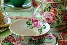 City of cups, mugs, plates :)