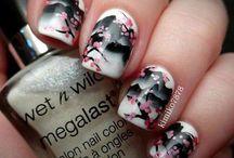 NAIL ART/ designs / Nail polish art