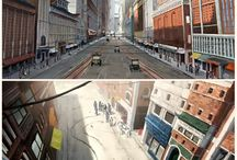 World Building: City
