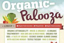 Organic-Palooza / Celebrating everything #Organic September 8-17, 2014!