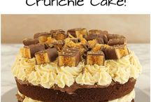 Cakes I want to bake