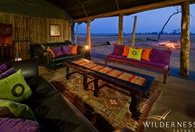 Zimbabwe: Safari camps, Lodges, Hotels