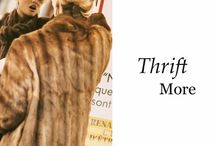 Thrifty New Year's Resolutions / New resolutions don't have to mean spending lots of money. #thrift #NewYearsResolutions  #DIYThrift