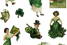 Holiday - St. Patrick's Day / by Melissa Silk Whitten