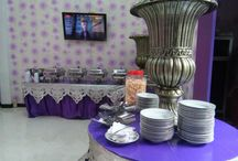 Berkah Catering - Prasmanan at griya kebraon surabaya