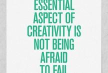 Creativity / by Cynthia Kirby