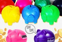 Money Boxes, branded money boxes