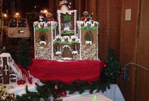 Castle gingerbread castle!