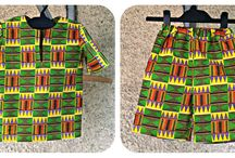 African children's clothes