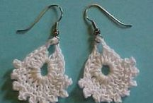 crochet earings