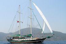 ASFIYE / #yacht, #charter, #Turkey, www.cnlyacht.com