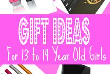Girls gift ideas / Gift ideas for girls of all ages  / by Lisa Barton The Midlife Midwife