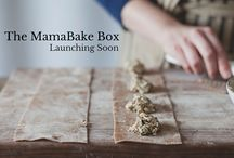 The MamaBake Box & Shoppe cometh / The MamaBake Box and Shoppe coming soon