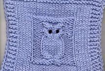 Dish knitting