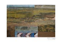 ''National Route'' by Dimitra Katsaouni / Paintings on Canvas / Acrylics / by Dimitra Katsaouni ®