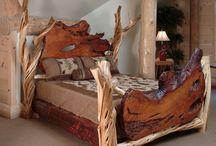 Exotic wood