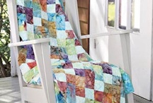 Batik Quilts / by Laura Millspaugh