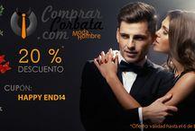 DESCUENTOS Y PROMOCIONES / Aprovecha nuestras ofertas y viste con estilo a menor precio.