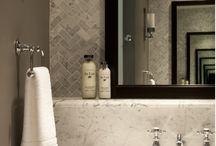 Bathroom Envy / Everyone loves a fancy bathroom!
