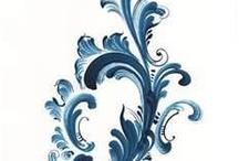 Rosemaling&woodcarving