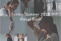 SS'13 Visual Book / Spring Summer 2013 Visual Book