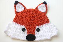 fox knitting