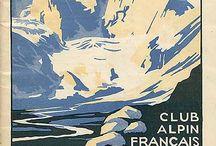 Affiches de montagne