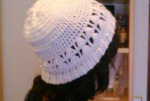 My crochet tries
