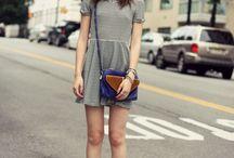 street+fashion / by Sara Passamonti Colmenares