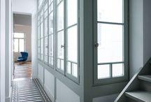 corridor - entrance