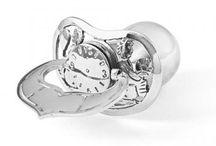 Prezent na chrzest smoczki srebrne / Smoczek ze srebra - #prezentnachrzest #prezentnachrzciny #pamiatkachrztu