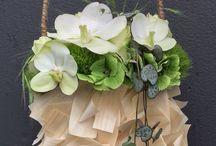 Florale Taschen / Taschen Floristisch gestalten
