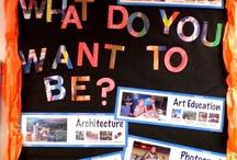Art Ed - Careers in Art / by Christopher Schneider