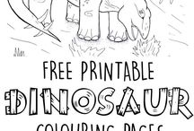 Dino activities.