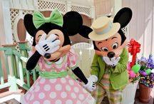 Easter at Disney / Spring time at Disney Parks and more!