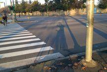 """Sesto - Triennale (Andata e Ritorno) / Uno """"striscio urbanistico"""" pedalando nella """"Città che sale"""", assurta agli onori della cronaca per il successo di Expo 2015, ed oggi nella """"micropolvere""""; fatto che evidenzia tutte le contraddizioni e la mancanza di programmazione politica dell'inesistente Area Metropolitana. Una MAPPA del cicloviaggio - http://bit.ly/1MFaw4q"""