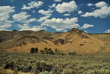 FDM Landscapes / The Five Dollar mail takes place in what is now western Wyoming, in 1860.