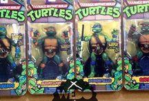 ninja turtle stuff