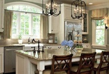 Kitchens / by Amy Wright Volentine