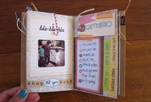 Journaling/ smash book / by Candice : She's Crafty