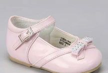 cute kids shoes with glitter bow