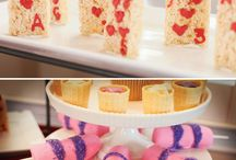 melodys turning 5 theme ideas / by Lacy Huffman