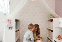 子供部屋の収納