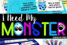 Halloween at School / Fun ideas and activities for Halloween in the classroom!