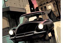 Automobile de Collection / L'automobile aux époques où ce mot avait de multiples sens.