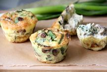 Savoury Quiches/Pies/Tarts/Fritters