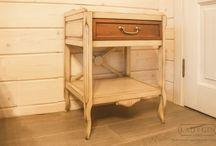 Прикроватные тумбочки Ladygin /  Bedside tables Ladygin