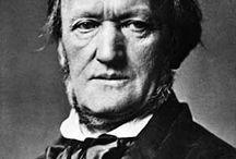 Richard Wagners Parsifal / inspiration til en iscenesættelse. (som nok aldrig bliver til noget)